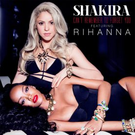 shakira-rihanna-cant-remember-to-forget-you